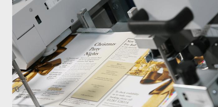New Printing Equipment